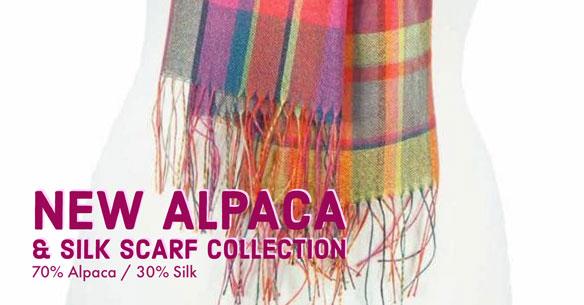 Alpaca & Silk Web Banner