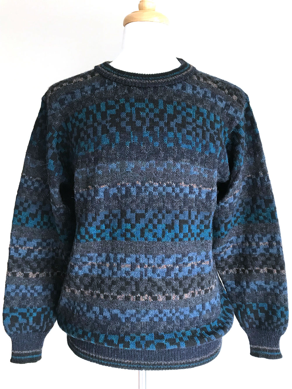 Marcio Sweater - Blue
