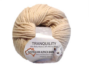 Tranquility Yarn - Champagne 201