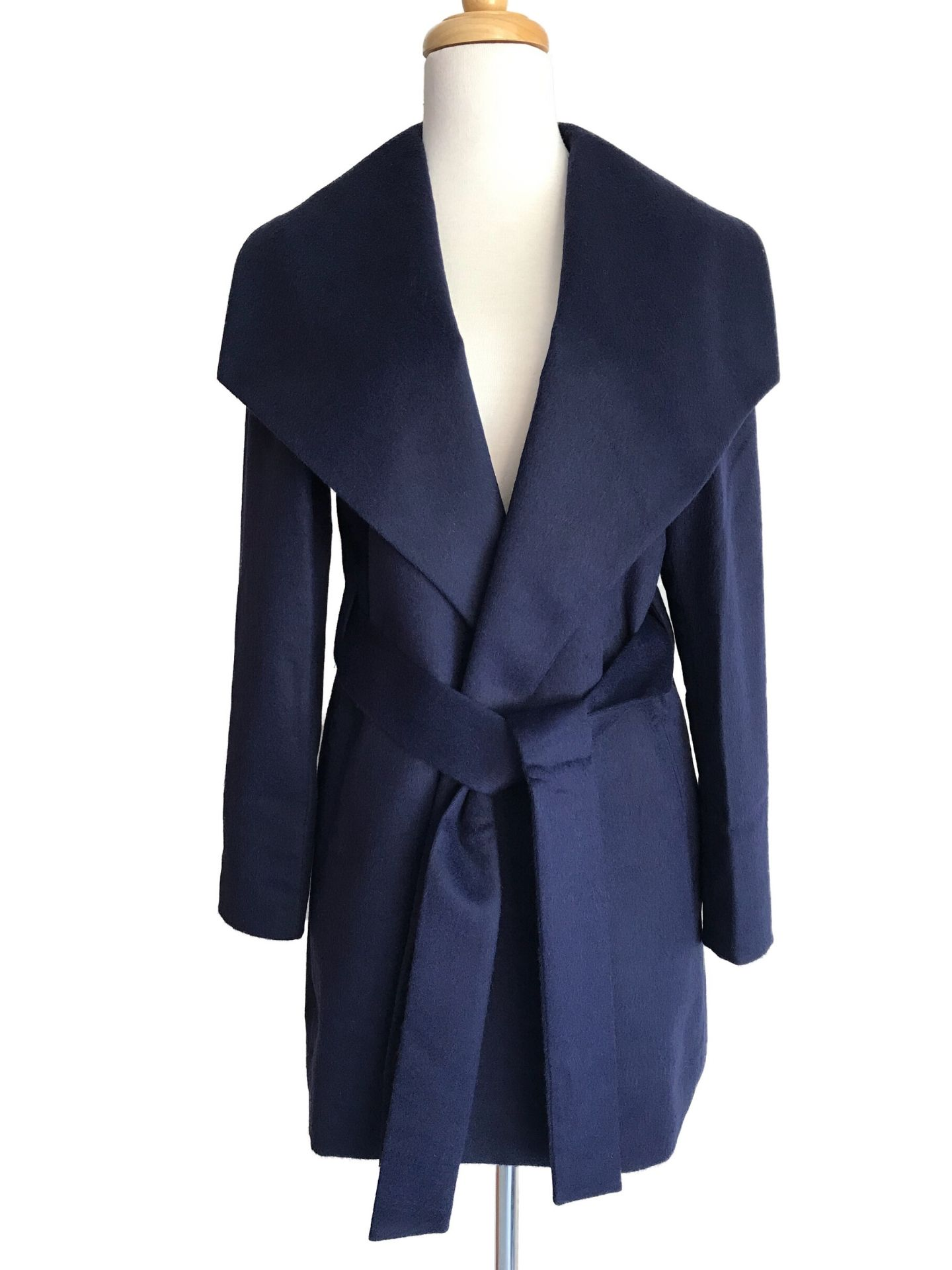 Becky Coat - Dark Blue
