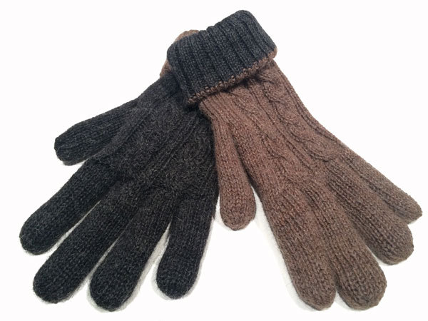 Well-known AUSTRALIAN ALPACA BARN - Gloves DF99